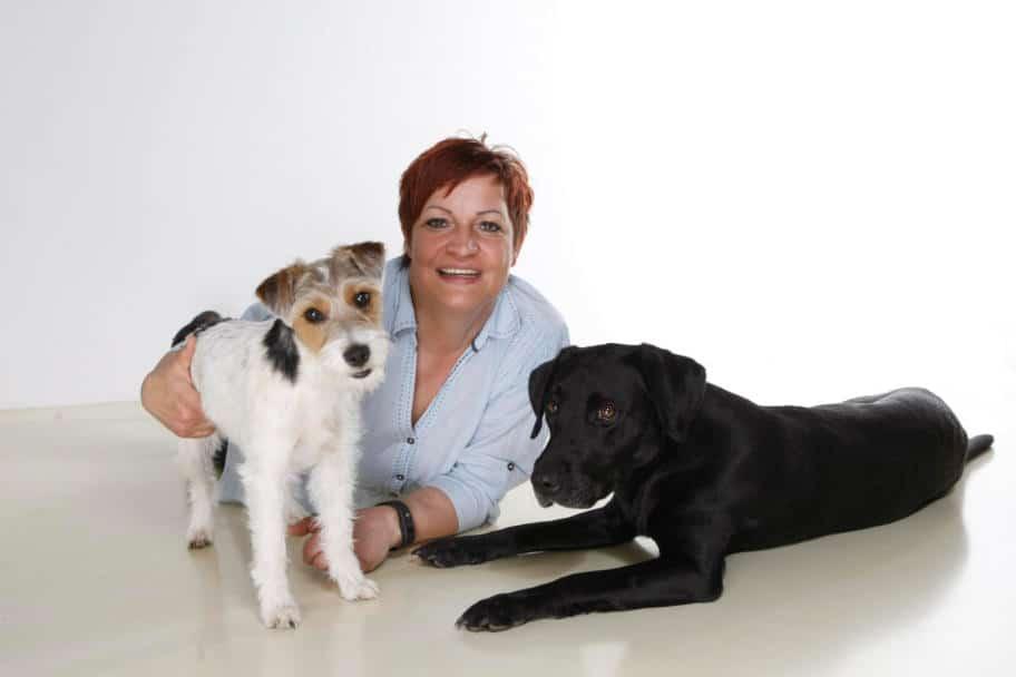 Hundefriseurin Karina Hulha